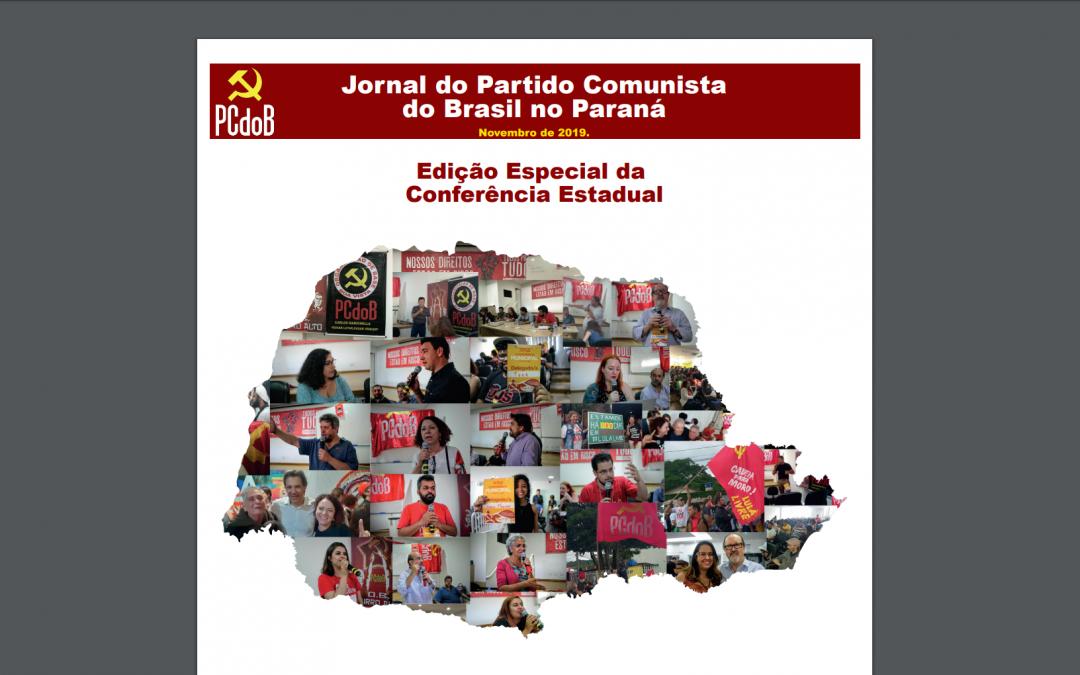 Jornal do PCdoB-PR (edição especial)