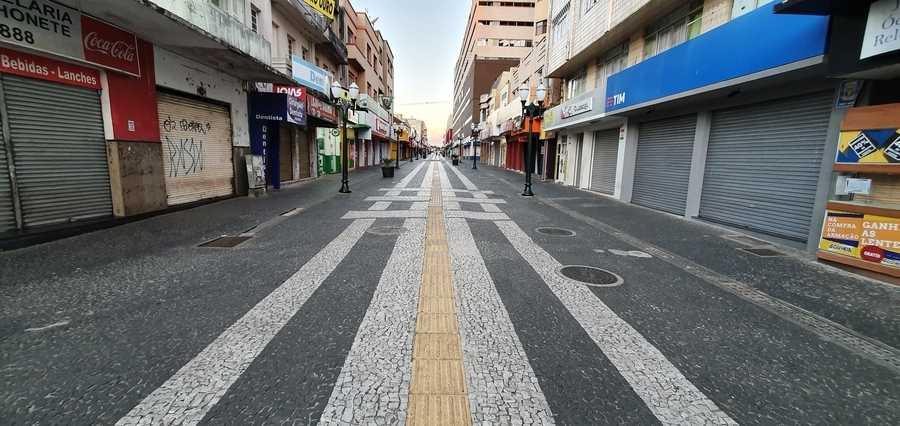 PCdoB de Ponta Grossa defende o lockdown como medida necessária para combater a pandemia do COVID-19
